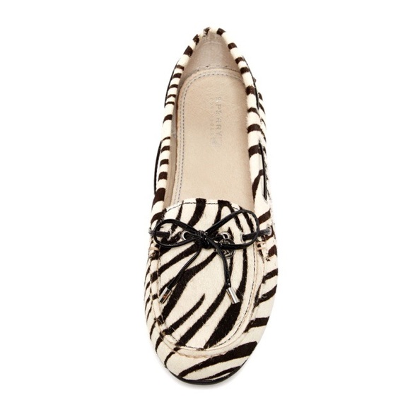 Sperry Top Sider Laura Zebra Flats